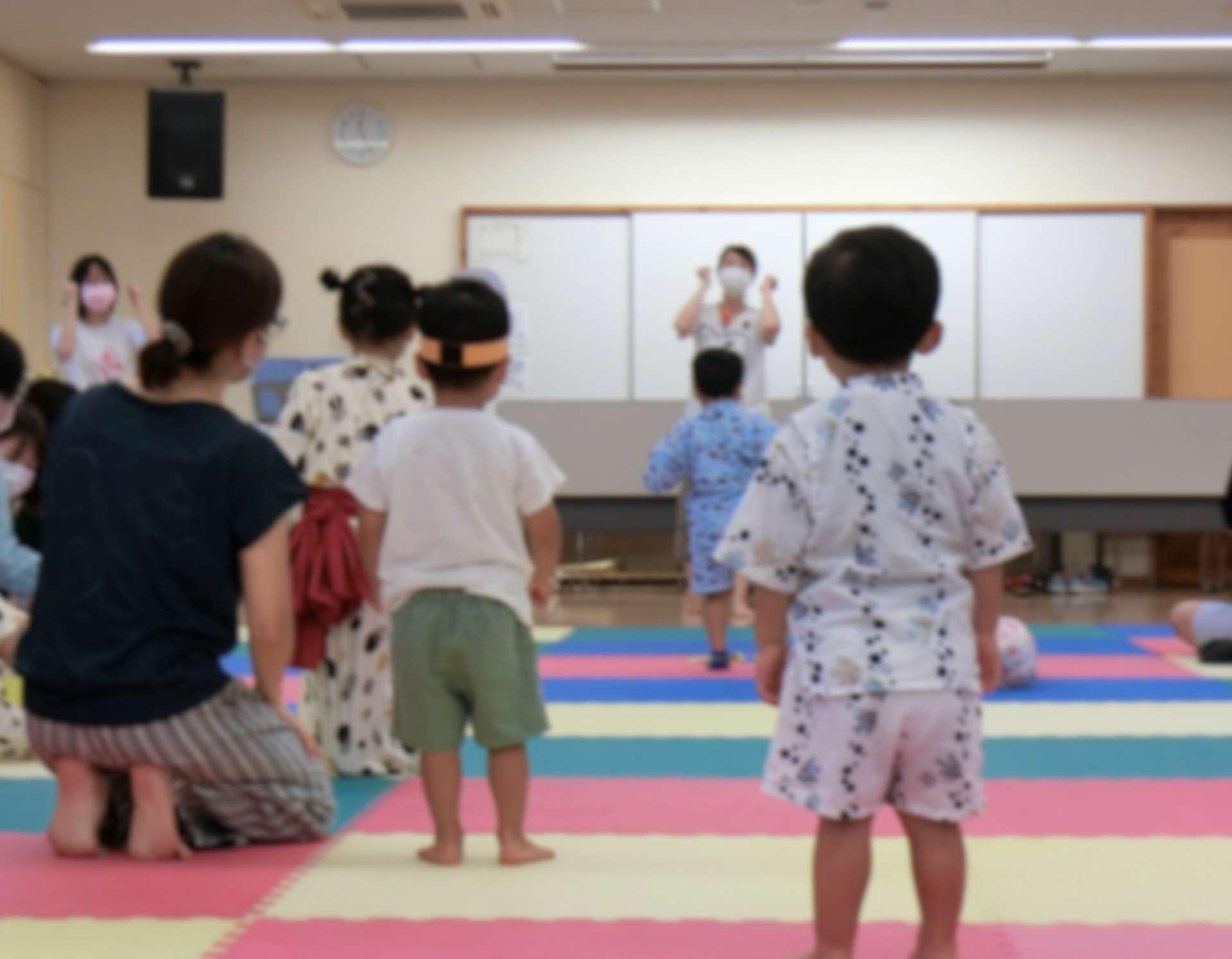 Kids Summer Party★開催しました!